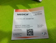 MEDICA NOVEMBER 2013 PHARMAGEEK