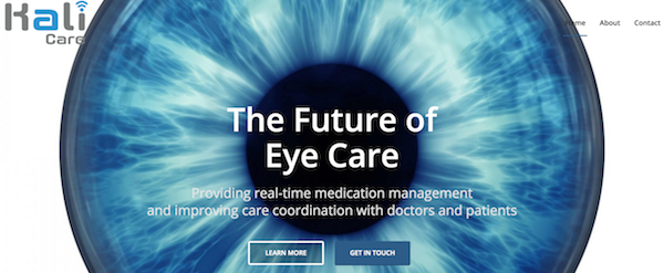 KALI CARE - the future of Eye care - esanté