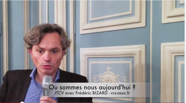 #JTCV - Rencontre avec Frédéric Bizard- économiste de la Santé
