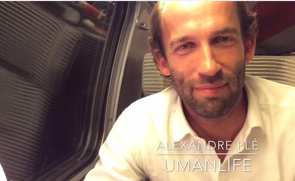 #JTCV – Rencontre avec Alexandre Plé - Umanlife