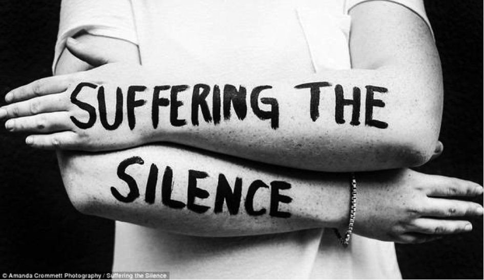 #Suffering the silence