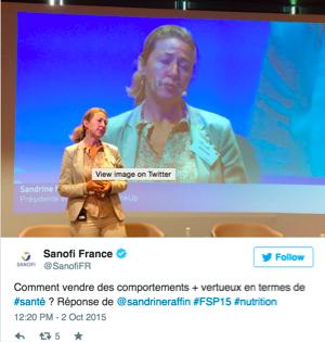 Sandrine Raffin