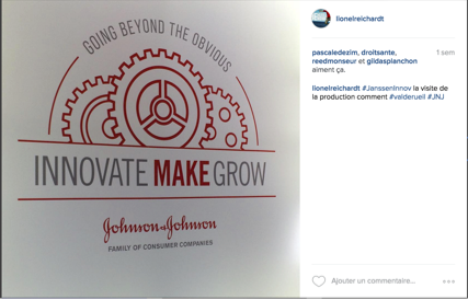 INNOVATE MAKE GROW - JANSSEN
