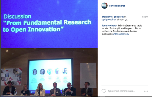 from essential research to open innovation