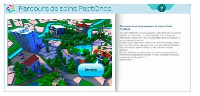 Parcours de soin PActOnco