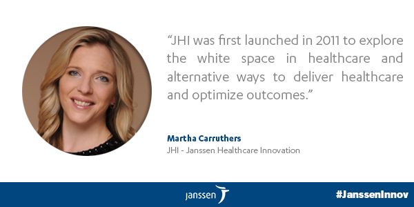 Martha Carruthers  - Johnson Healthcare Innovation