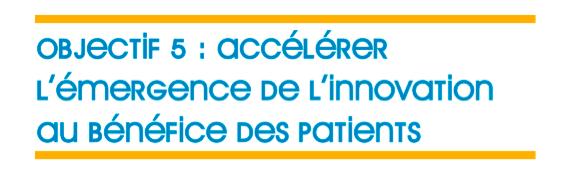 Innovation au bénéfice des patients #RCFr15 #cancer