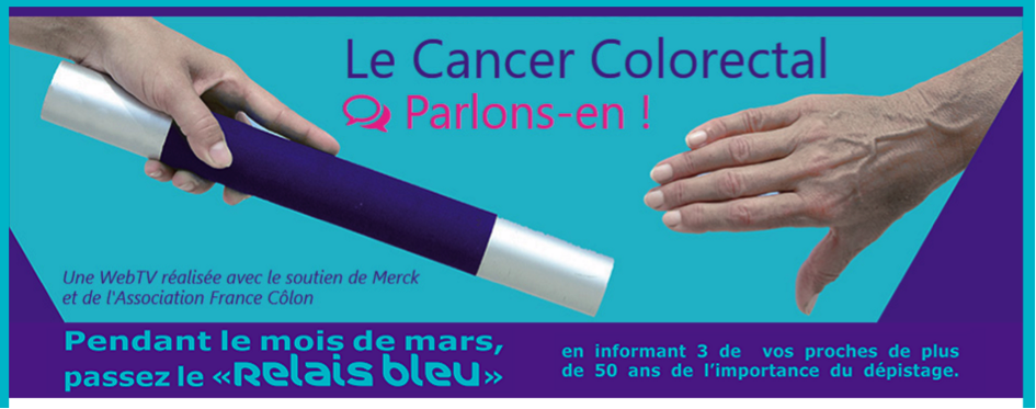 1 Relais Bleu Merck Cancer colorectal depistage