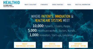 Healthio patient innovation